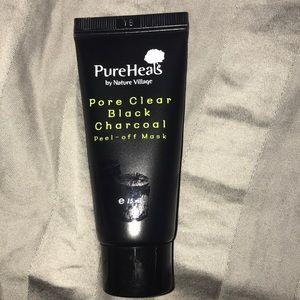 Black Charcoal Peel Off Mask